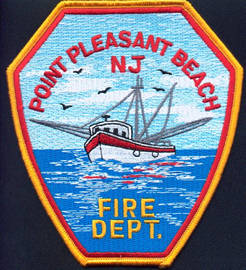 Image result for point pleasant beach fire department